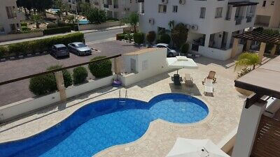 Penthouse 2 Bedroom Holiday Apartment in Paphos, Cyprus
