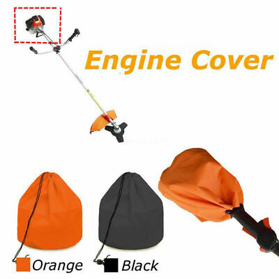 1 Pcs Waterproof Trimmer Engine Dustproof Cover For Weedeater Edger Pole Saw Fit