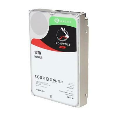 Seagate Ironwolf Nas Hdd 3 Inch Internal Sata 10Tb Nas Hdd 7200 Rpm