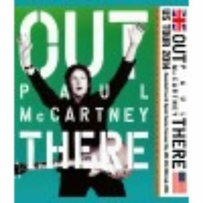 NEW PAUL McCARTNEY OUT THERE U.S.A. Tour LIVE IN KANSAS CITY FILM 2DVD+1BDR  #Za