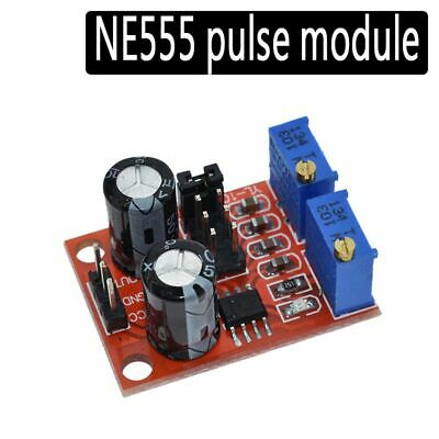 5pcs NE555 Duty Cycle and Frequency Adjustable ardiuno Square rectangular wave