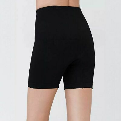 Ripe Maternity Seamless Recovery Shorts Black Post Partum Briefs
