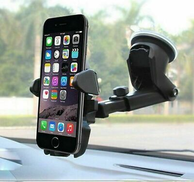 Universal 360° Rotatable In Car Suction Phone Holder Dashboard Windscreen Mount