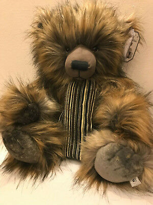 Silver Tag® Bear ~Jovial JAKE~ Needs Fun & A New Home With Lots of HUGS!