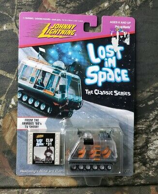 Lost in Space Movie Johnny Lightning Chariot Heavyweight Metal Plastic VehicleDI