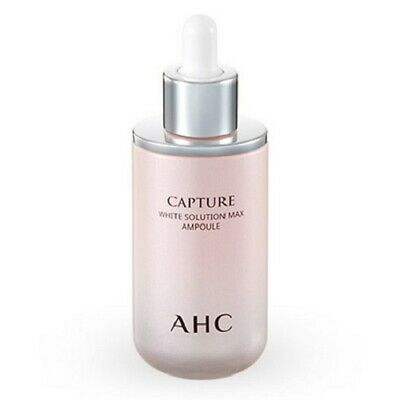 AHC Capture White Solution Max Ampoule 50ml 1.69oz. Brightening Free Tracking