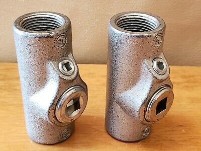 NEW: Lot of 2, Crouse-Hinds, EYS 31, Conduit Sealing Connector, Explosion Proof