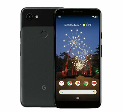 NEW Google Pixel 3A XL G020C 64GB 4G LTE Factory Unlocked Smartphone