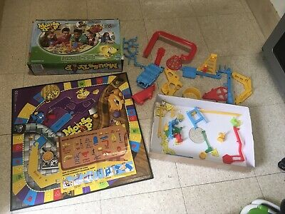 Mouse Trap Board Game - The Crazy Game with 3 Action Contraptions - New Edition