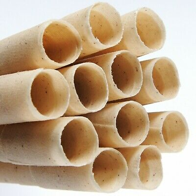 BeezNeez Wax Co. - Beeswax Ear Hollow Candle Cones 12 Pack - Highest Quality Wax