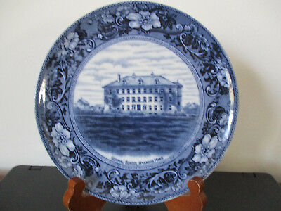 Circa 1910 Souvenir Dish Plate Normal School Hyannis Massachusetts England
