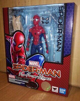 Bandai SH Figuarts Spiderman Far From Home Spider-Man Spider Man TamashiWeb !!