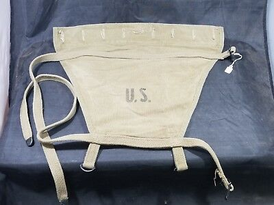 WWII US Army M1928 Haversack Carrier Pack Extender #16