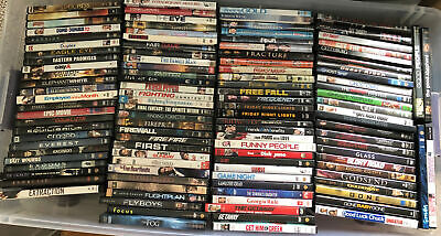 10 For $22 YOU CHOOSE Dvd Lot Titles Er-He