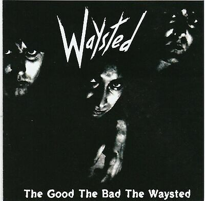 Waysted - The Good The Bad The Waysted ( AUDIO CD in JEWEL CASE )