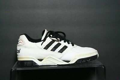 1990s Adidas Phantom 3 Low BlackWhite Mens Sz10.5
