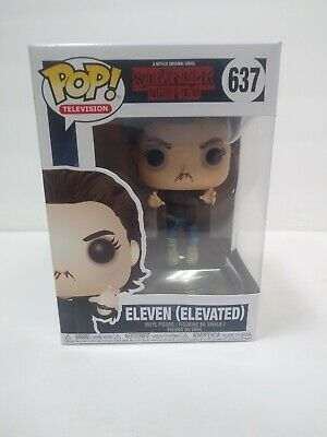 Funko Pop! Eleven (Elevated) #637: Stranger Things New