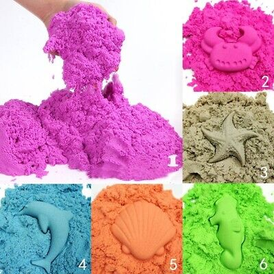 Magic Play Sand Odorless Educational Toy Mars Space Clay Amazing Children Toys