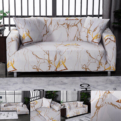 Miraculous Exquisite Slipcover Sofa Cover Printed Cloth Couch Loveseat Machost Co Dining Chair Design Ideas Machostcouk