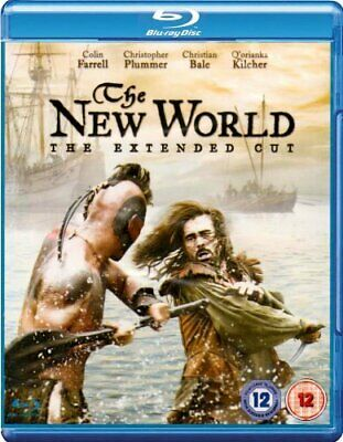 The New World: Extended Cut [Blu-ray] [DVD][Region 2]