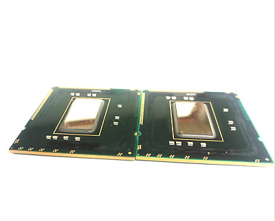 Pair Delidded Intel Xeon 3.46GHz Hex X5690 IHS Removed 2009 4,1 Mac Pro Upgrade