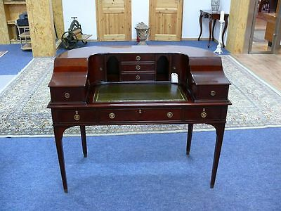 Stylish Secretary Writing Furniture Antiques Desk / New/Height 98,0 CM