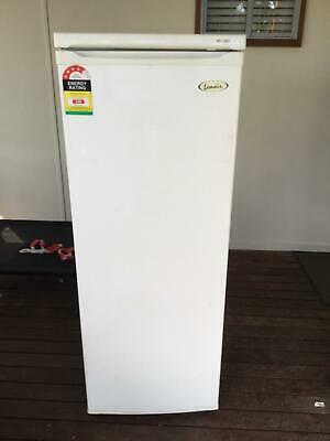 250L Fridge (No Freezer). Works well.