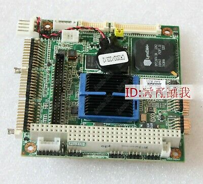 Used Tested ADVANTECH PCM-3350F PC104 EMBEDDED MOTHERBOARD w// 32M SDRAM