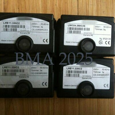 1pc Used Siemens PLC LMO24.255C2E Tested It In Good Condition PLC