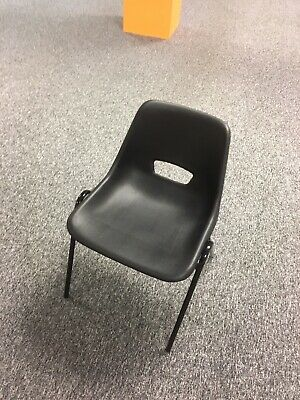 Black Stacking Chair (125 Available)