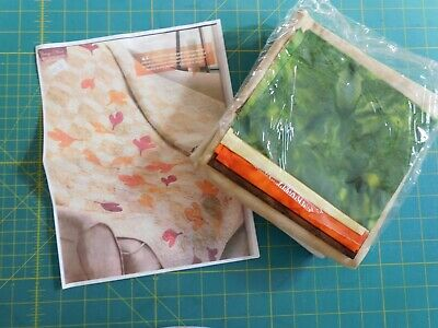 Sassafras quilt kit regular price was $62.00 now 35.00
