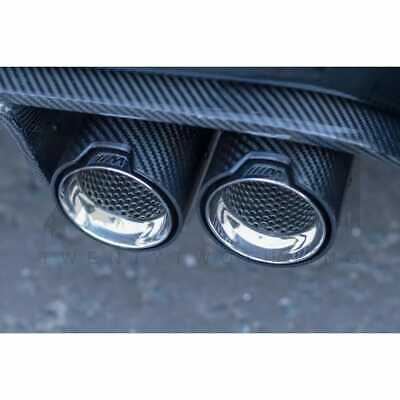 BMW F10 M5 MPE Style Exhaust Tips MPE System