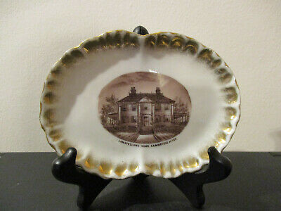 Circa 1910 Souvenir Longfellow House Cambridge Cambridgeport Massachusetts *