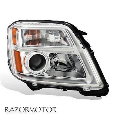 2010-2015 Passenger Side Replacement Projector Headlight For GMC Terrain W/ Bulb