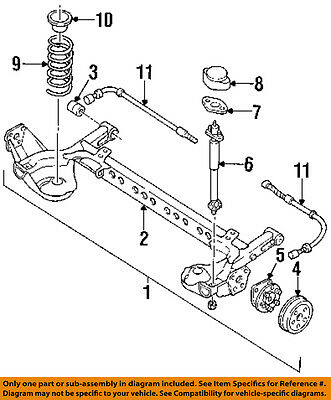 ACDelco 15941079 GM Original Equipment Rear Driver Side Parking Brake Cable Assembly