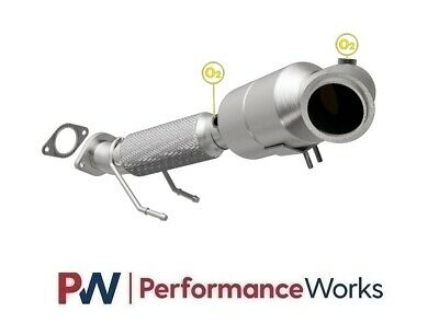 Federal Magnaflow Direct-Fit Catalytic Converters 51518