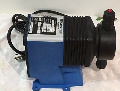 Pulsatron Metering Pump Series C Plus 115V  Model LC54SAPEC1XXX