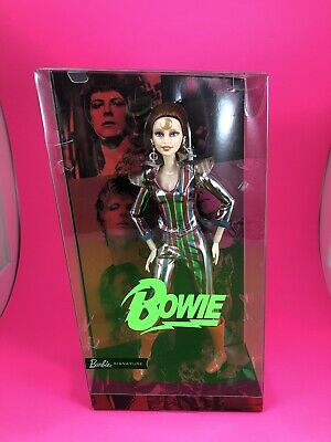 NEW DAVID BOWIE BARBIE DOLL/ GOLD LABEL/ LIMITED RARE/In Hand Ready To Ship