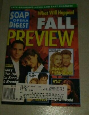 SOAP OPERA DIGEST Magazine - April 30, 2012 - Days of Our
