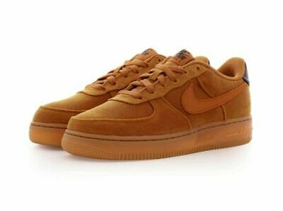 NIKE AIR FORCE 1 LV8 Style GS Kid's Lifestyle Shoes Monarch