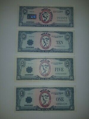 Toys R Us Geoffrey Money Gift Certificate Dollar 1 5 10 20 Used Condition