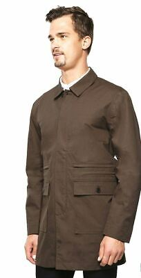 Levi's Made And Crafted Men's Trench Jacket Coat 26461-0000 Fern