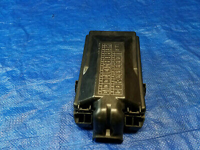 Infiniti G25 G37 Q40 Q60 Engine Bay Ipdm Fuse Junction Relay Box # 41200