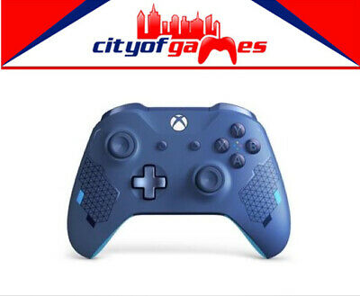 Xbox One Wireless Controller Sports Blue Special Edition Brand New
