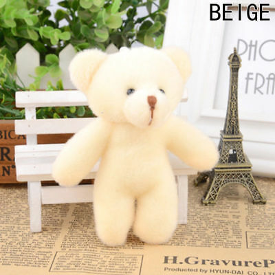 Small Mini Teddy Bear Stuffed Animal Doll Plush Soft Toy Kids Gift Grateful HQYL