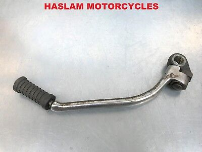 yamaha ybr125 2005 2006 (carb) crank kick start lever