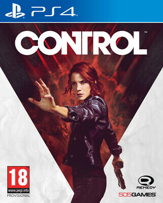 Control | PlayStation 4 PS4 New