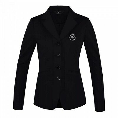 Damen Turnierblazer PIERLAS Kingsland black NEU