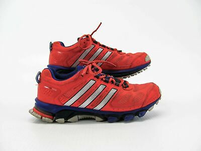 Adidas Response Trail 20 Women Red Sneaker Running Shoe 7M Pre Owned GJ