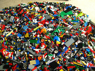40 pounds lbs LEGO bulk lot Star Wars Super Heroes Harry Potter City Minifigs